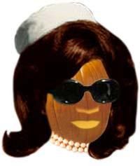 Jackie O Lantern